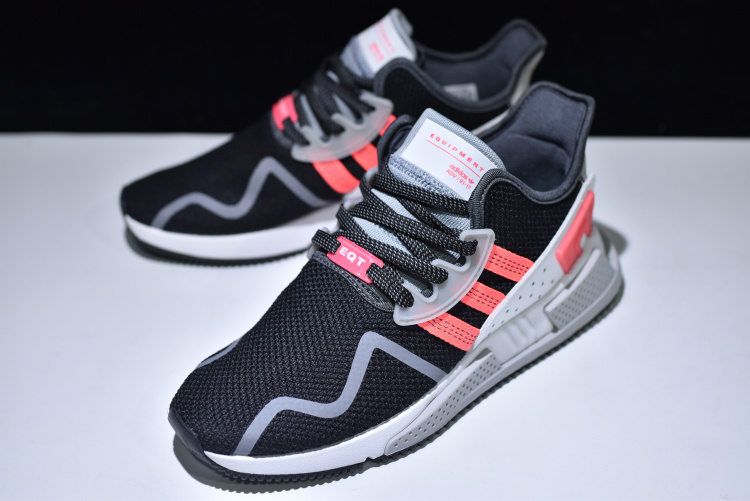 eqt adidas black and pink