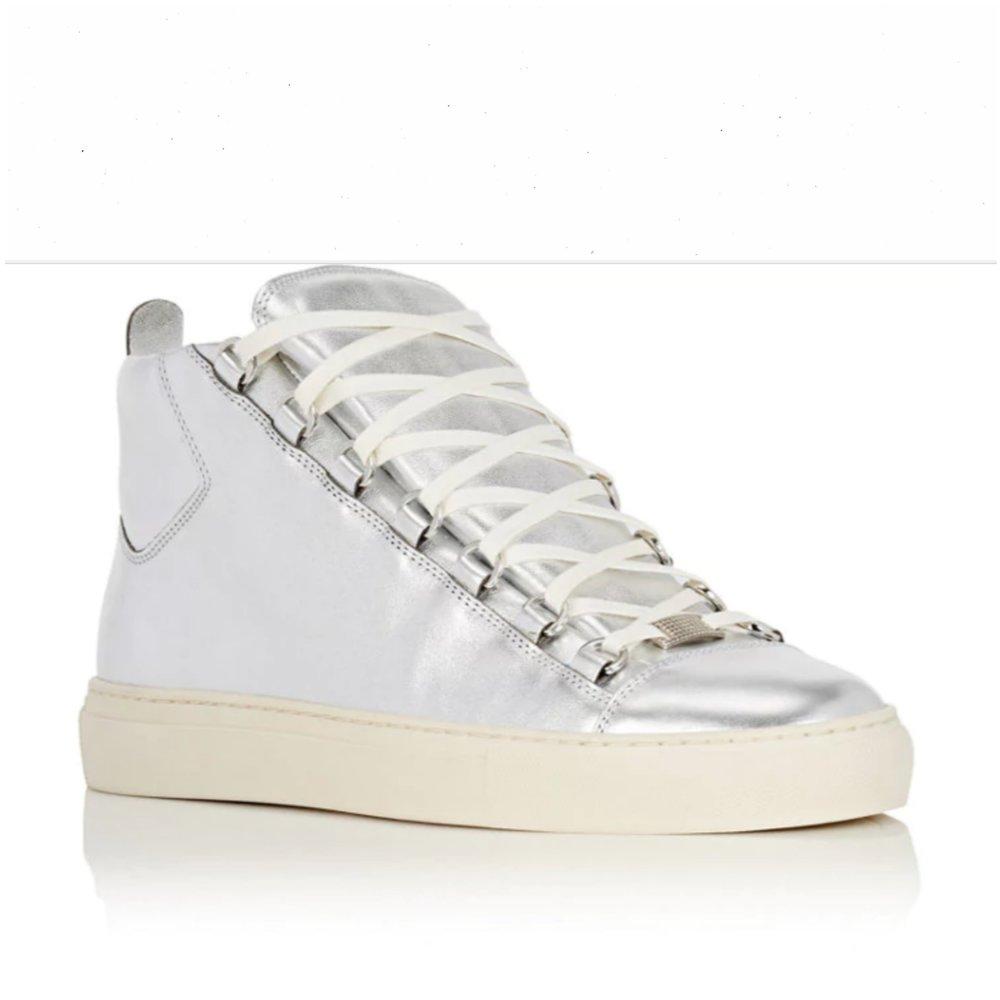 052564bccca9b On Sale: Balenciaga Arena Leather