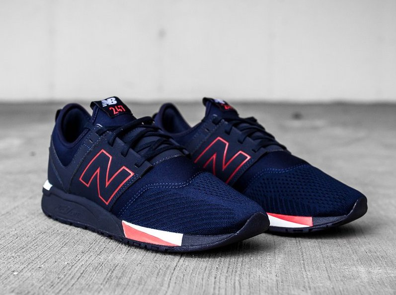 navy new balance sale