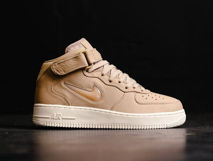 hot sale online 11d64 fa506 On Sale  NikeLab Air Force 1 Mid Jewel