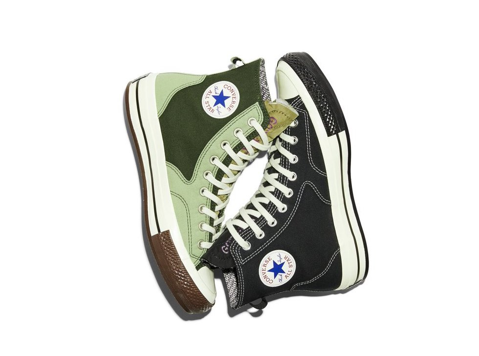 9863787cba80 Now Available  Slam Jam x Cali Thornhill DeWitt x Converse Collection