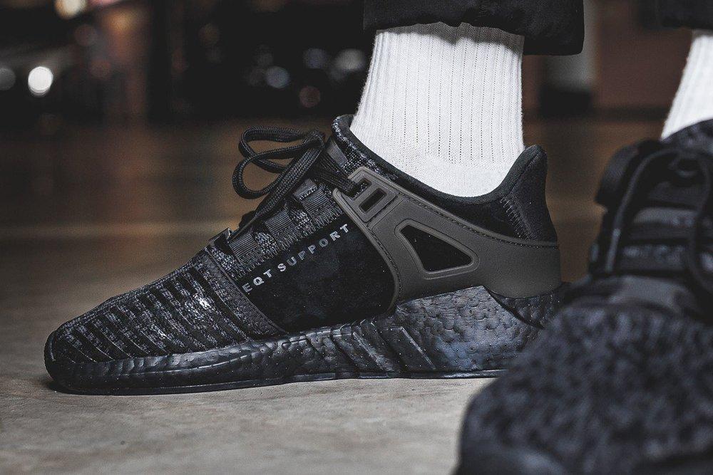 EQT Support 9317 Sneaker black von adidas