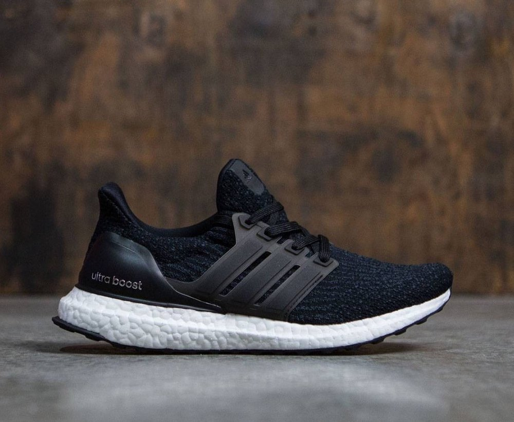 bf51602c64f ... hot womens adidas ultra boost 3.0 core black under retail u2014 sneaker  shouts 251b5 d9f03