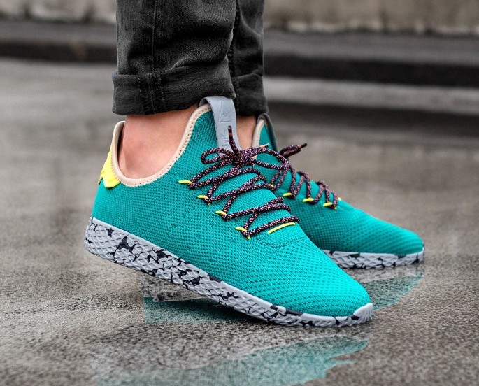 On Sale  Pharrell x adidas Tennis Hu