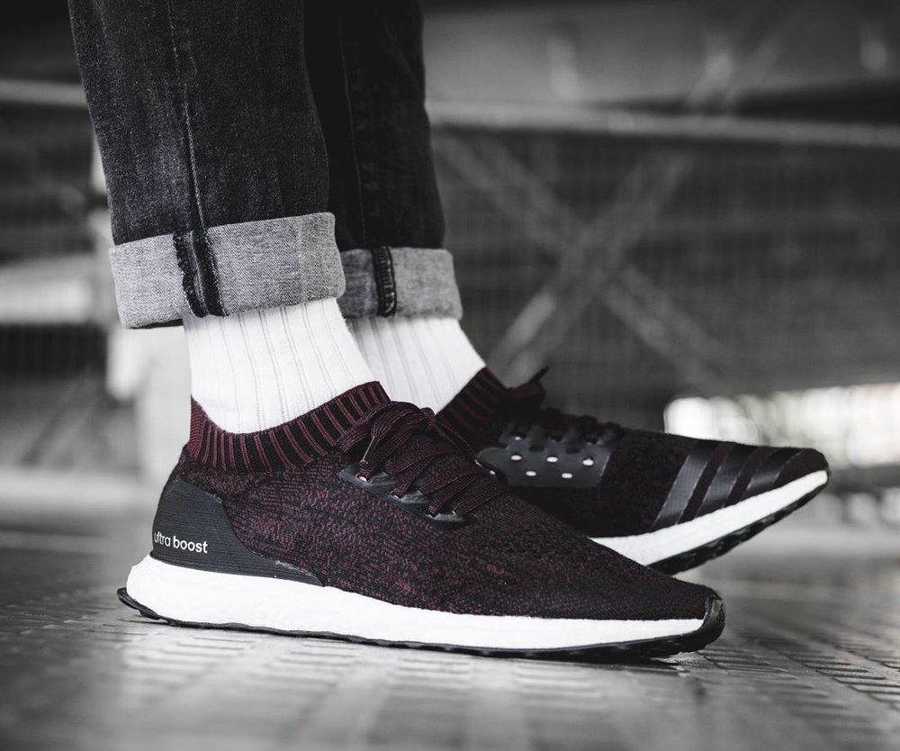 outlet store c57f4 1b9be cheap adidas ultra boost dark red 1f853 555d2