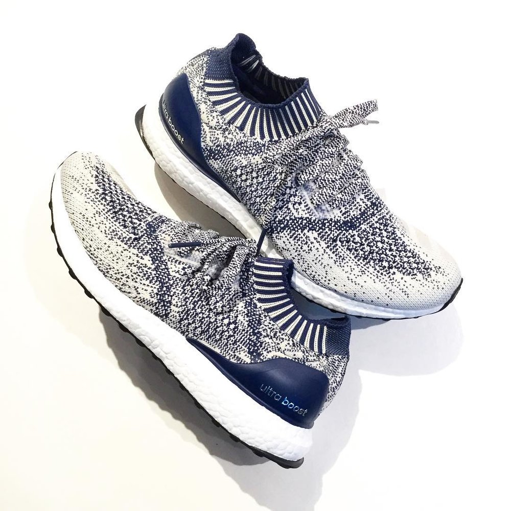 the best attitude f8dee 52e26 ... get on sale adidas ultra boost uncaged chalk white cfc4c ec766