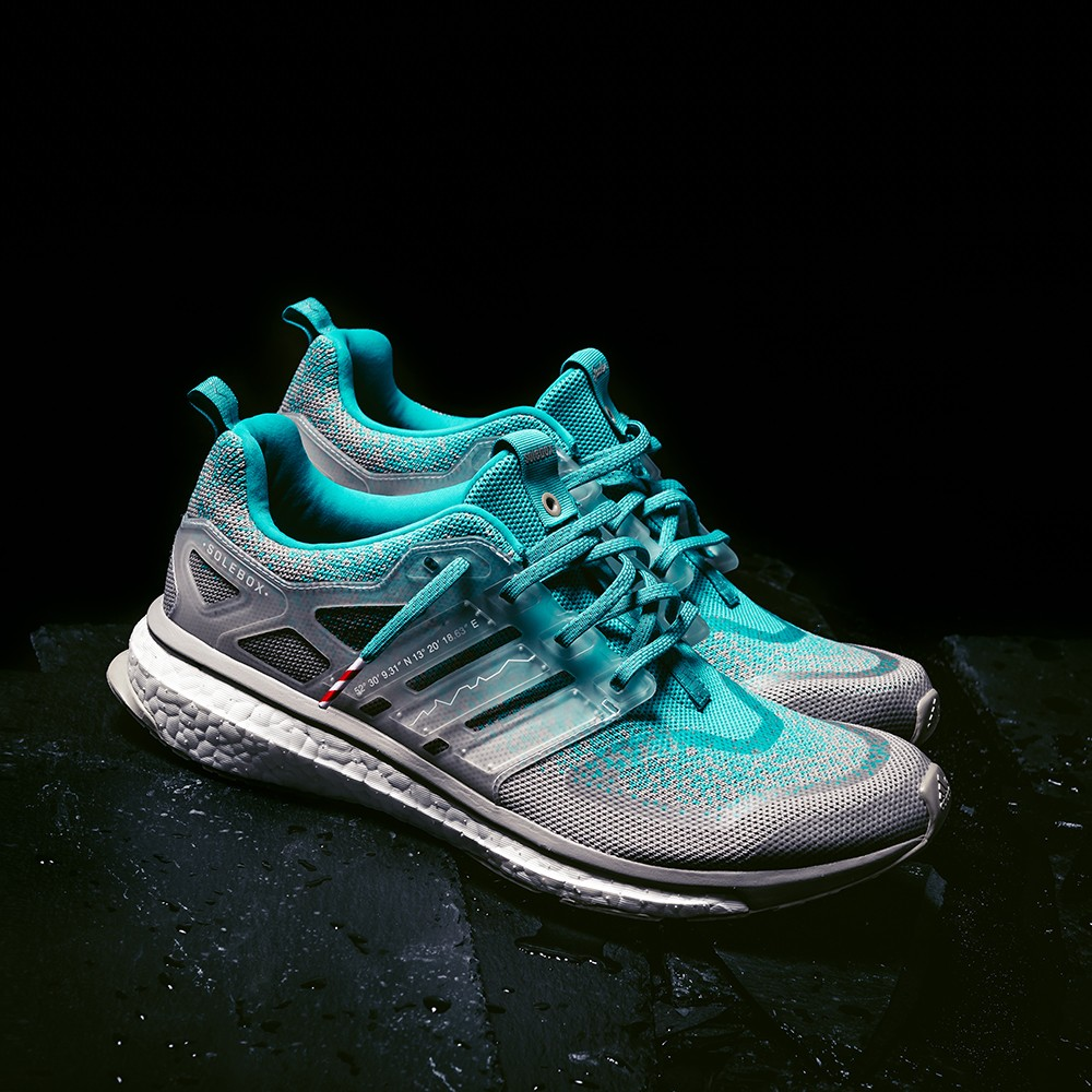 820c830dca984 On Sale  Solebox x Packers x adidas Energy Boost — Sneaker Shouts