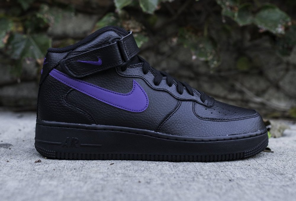 nike air force 1 violet 55