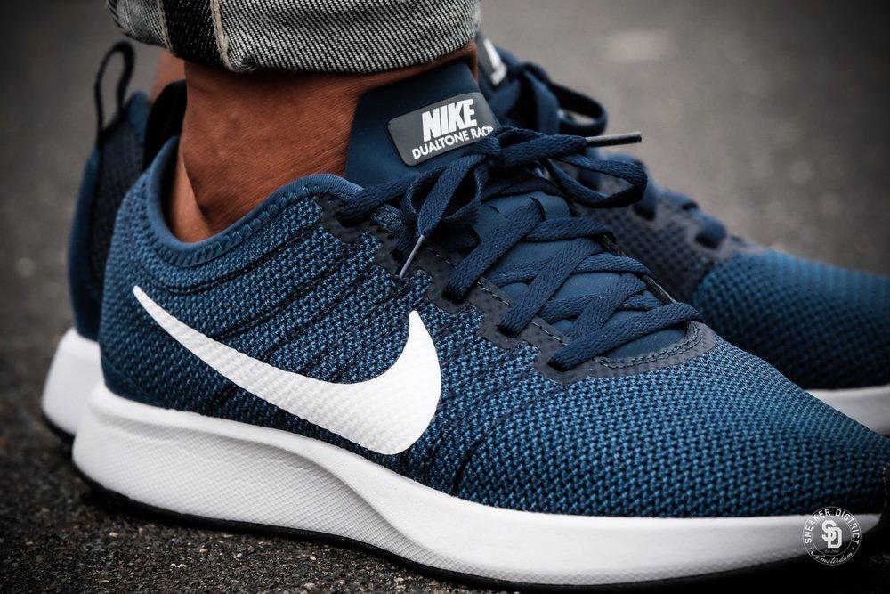 official photos 59fdb e3e49 On Sale: Nike Dualtone Racer
