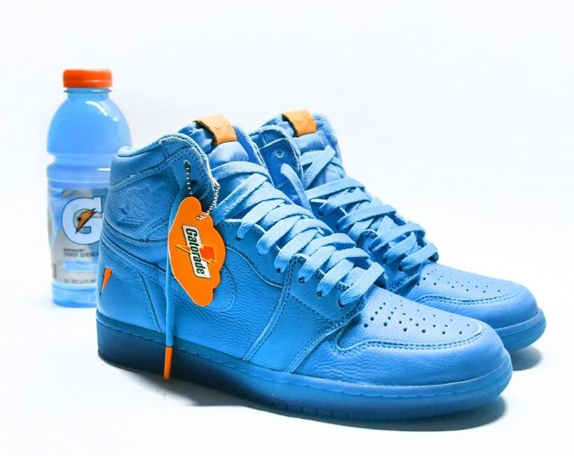 845d2f6f0e6358 Now Available  Gatorade x Air Jordan 1 High Retro