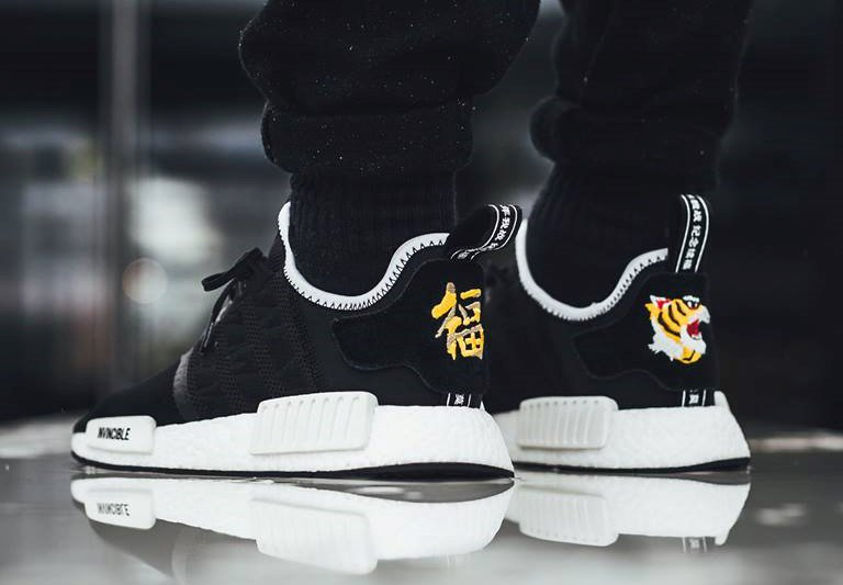 7a3c4f1b8 Now Available  Neighborhood x Invincible x adidas Consortium NMD R1 —  Sneaker Shouts