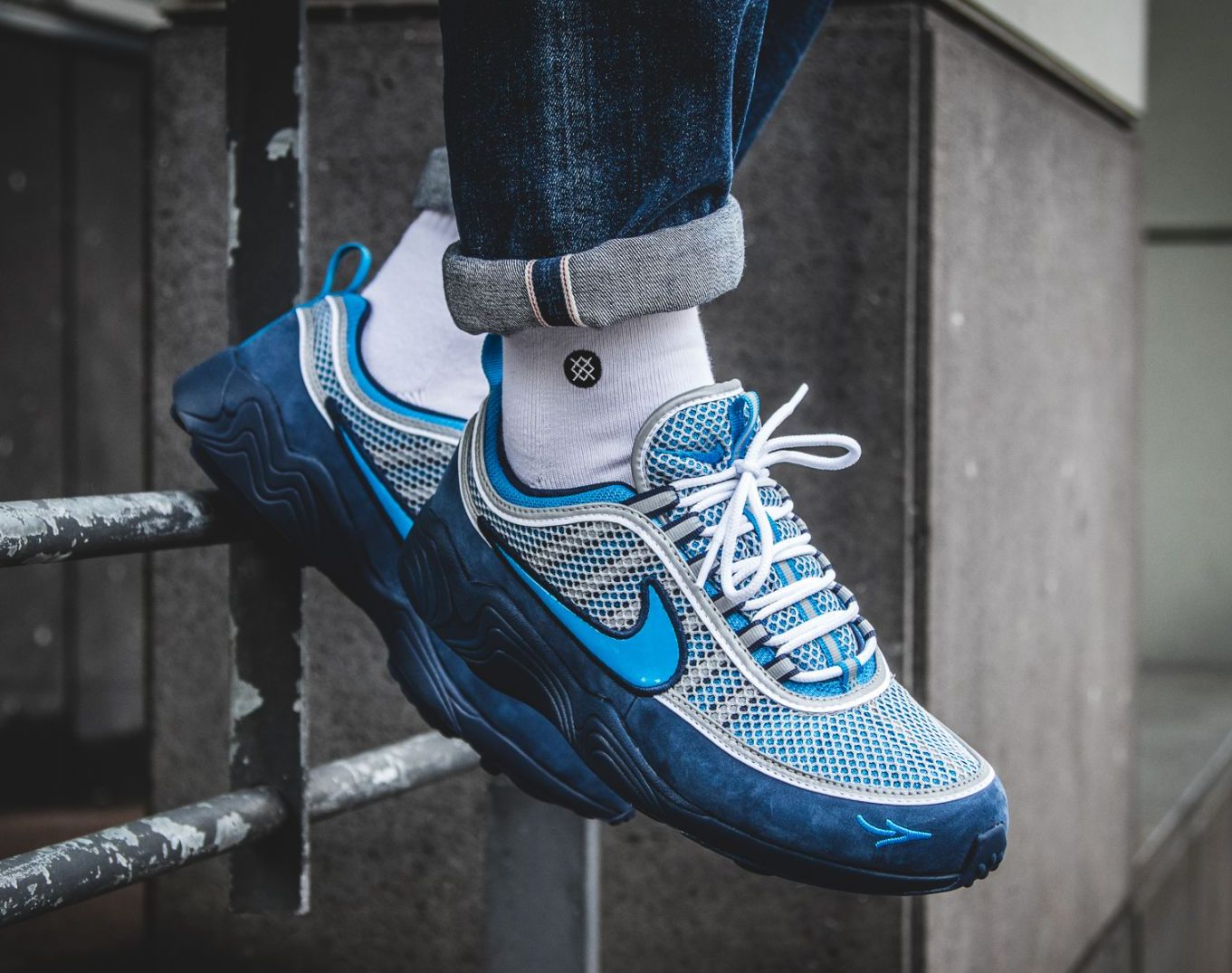 ramasser aa068 73987 On Sale: Stash x NikeLab Air Zoom Spiridon '16 — Sneaker Shouts