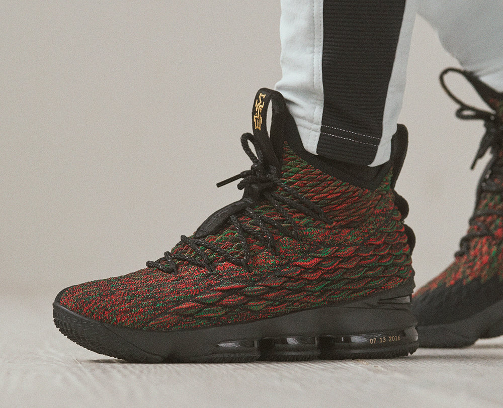 quality design 7246c 07933 Now Available  Nike LeBron 15