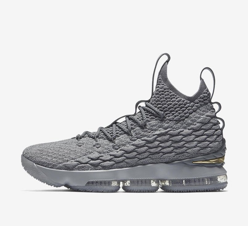 on sale 57b99 d6bf9 Now Available  Nike LeBron 15