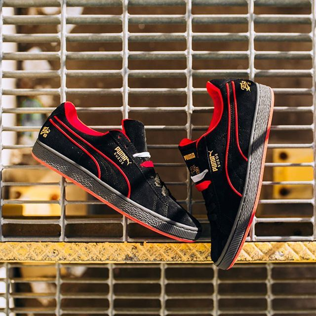 best service 05748 a0650 Now Available: FUBU x Puma Suede