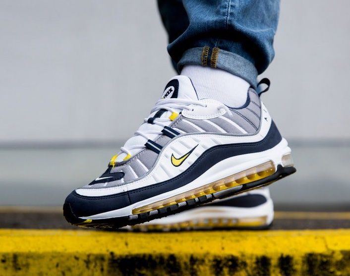 Now Available  Nike Air Max 98