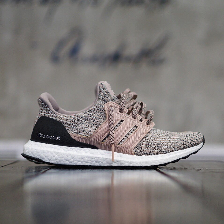 Ultra Boost 4.0 Ash Pearl (W) x level