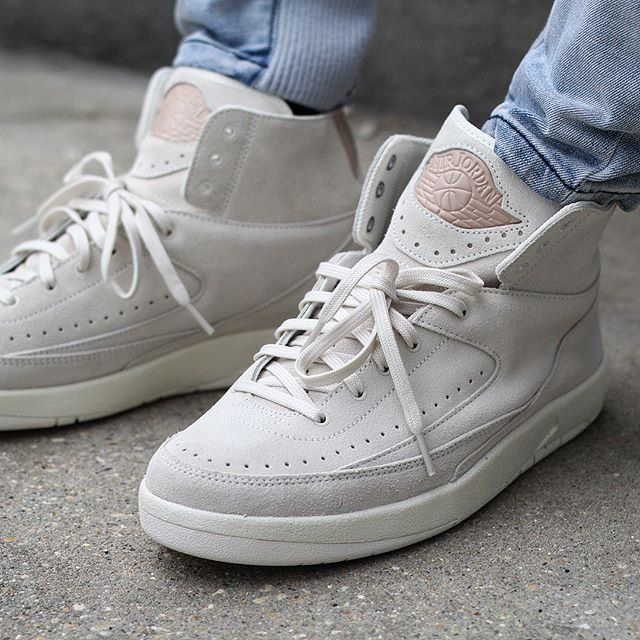 sale retailer 3c3d5 6f55e On Sale: Air Jordan 2 Retro Decon