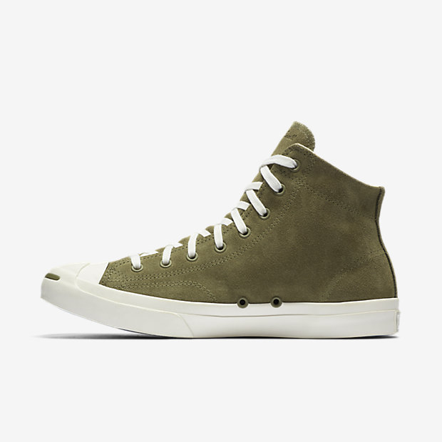 25c1a462bf71 On Sale: Jack Purcell x Converse High Top Suede — Sneaker Shouts