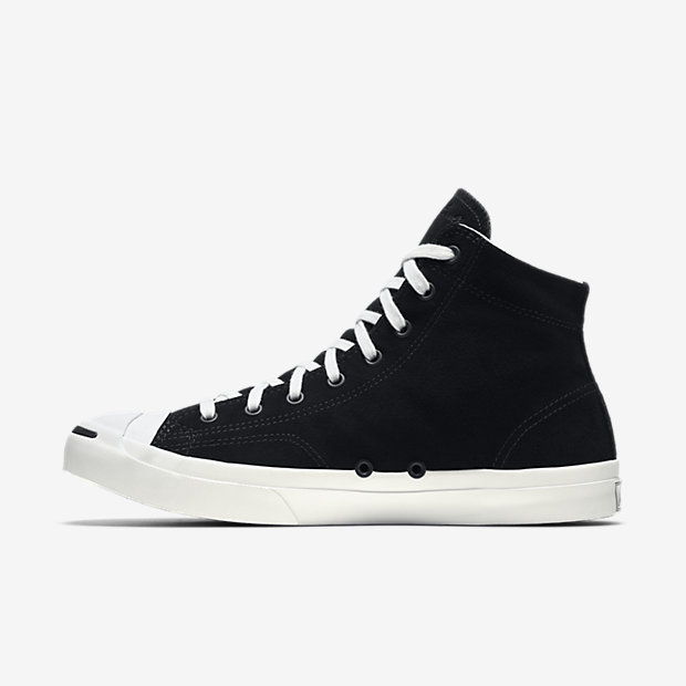 Jack Purcell x Converse High Top Suede