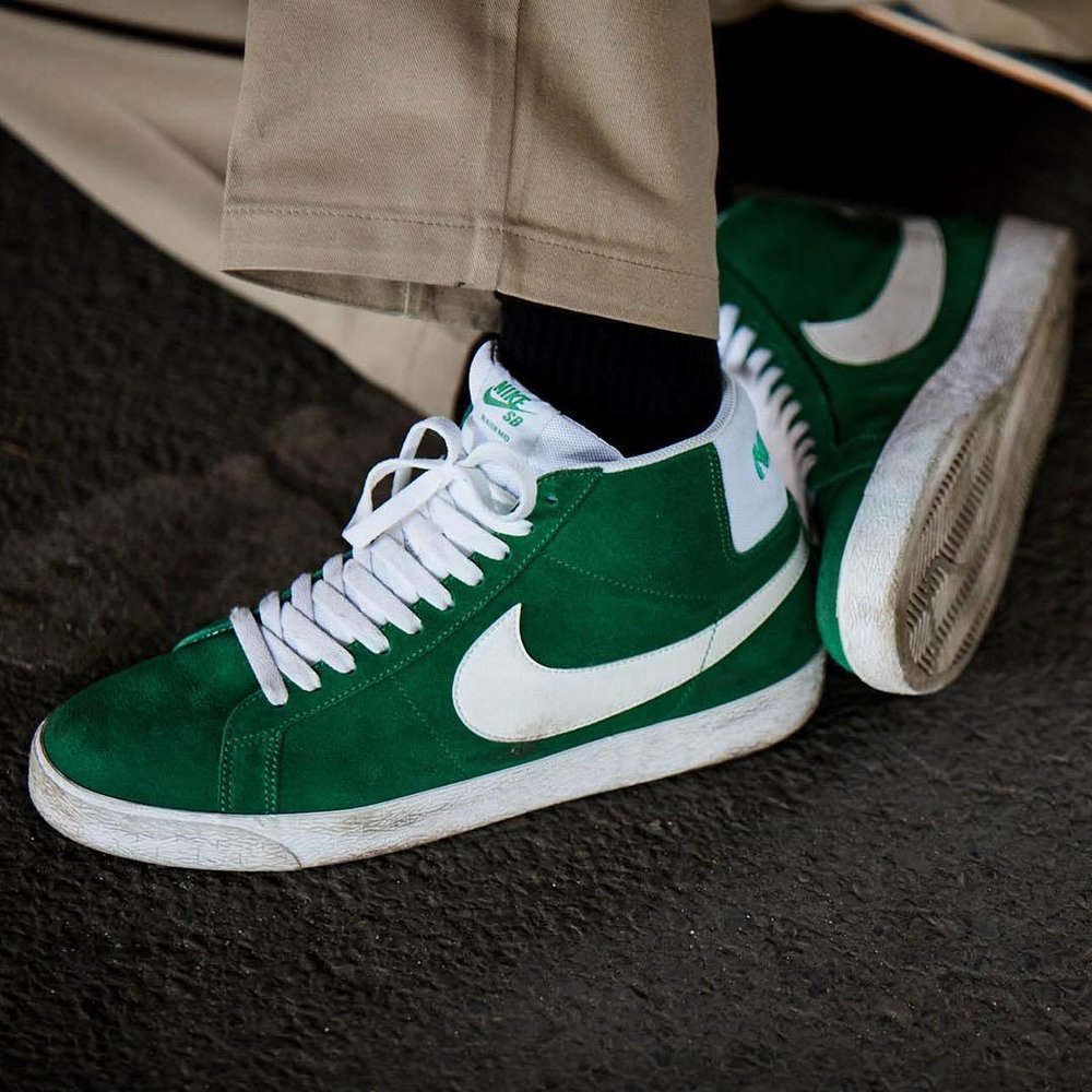 premium selection d3120 8cd66 On Sale  Nike SB Zoom Blazer Mid
