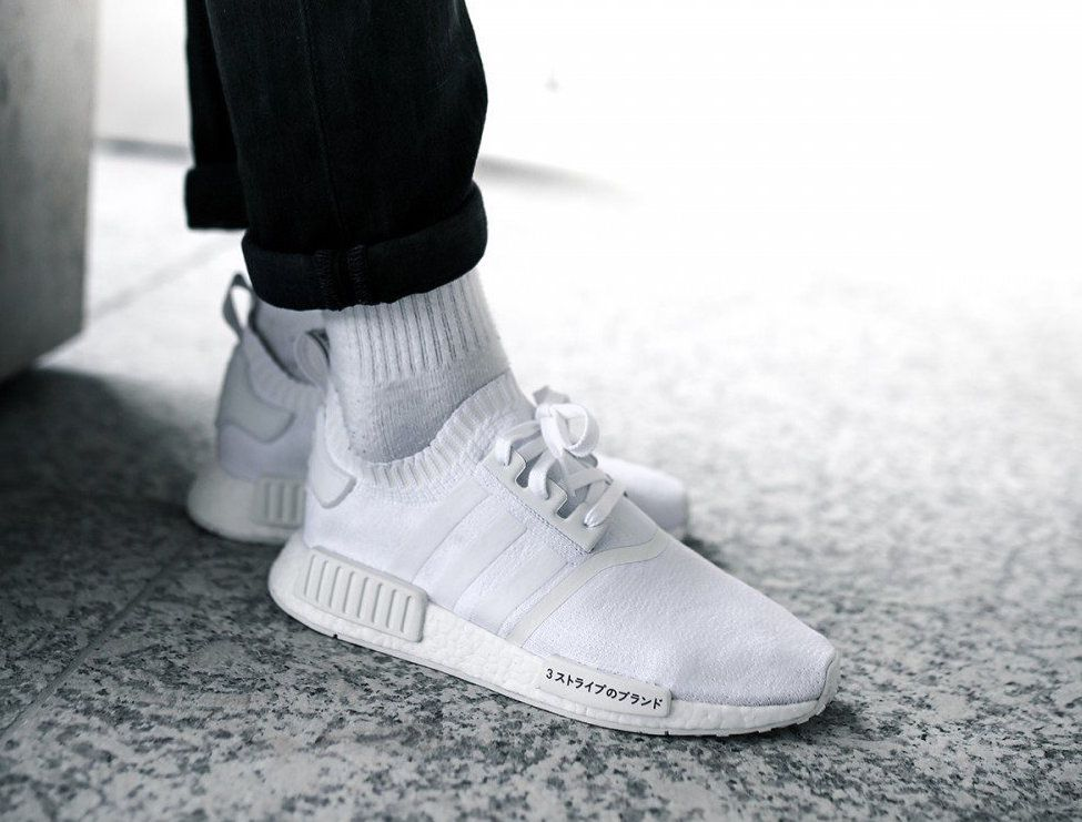 huge selection of 03d87 898a4 Restock: adidas NMD R1 PK Japan