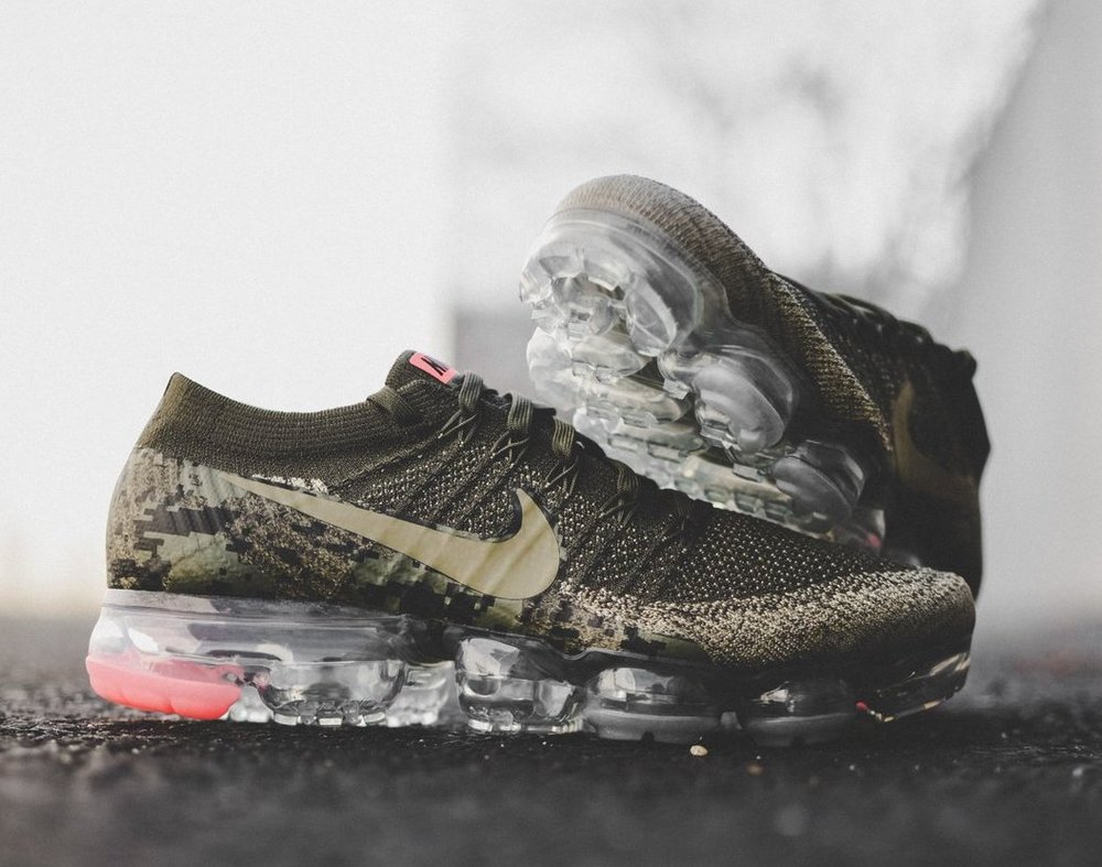 nike air vapormax olive