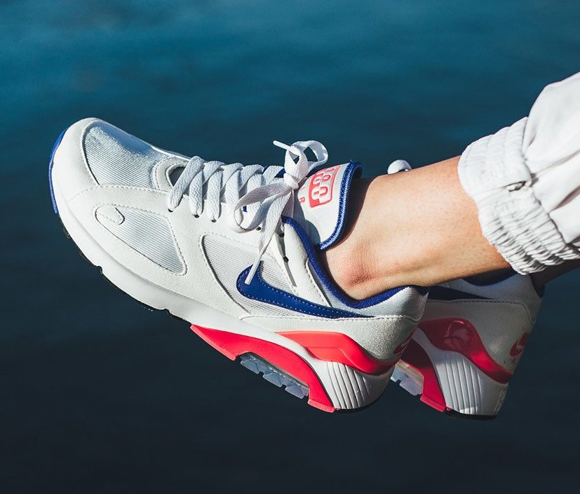 Now Available: Nike Air Max 180