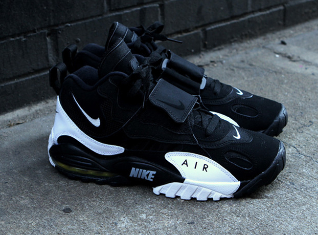 nike air max speed turf black and grey