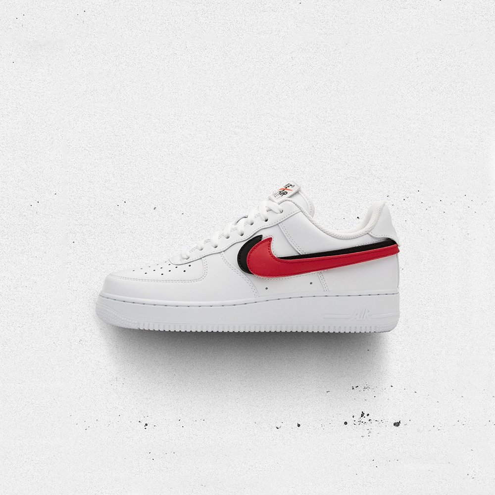 air force 1 swoosh velcro