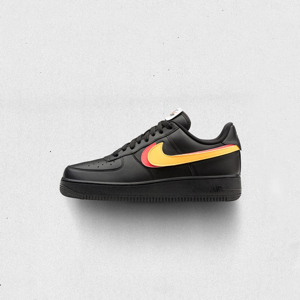nike air force 1 velcro swoosh