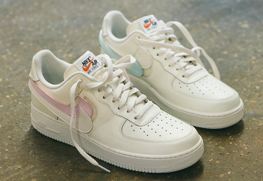 on sale 28167 d1ffe Now Available  Nike Air Force 1 Low Velcro