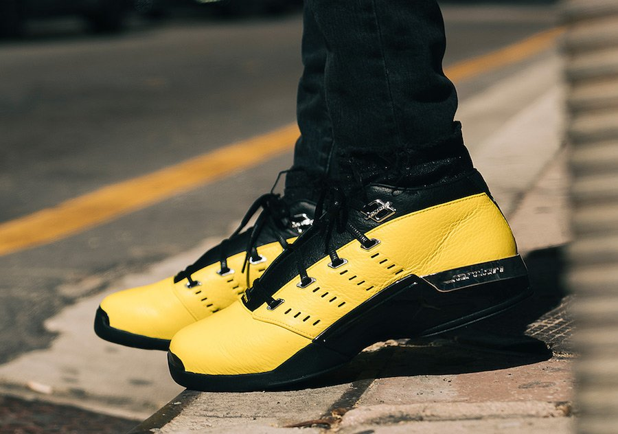 1f63a096e39c Now Available  SoleFly x Air Jordan 17 Retro Low