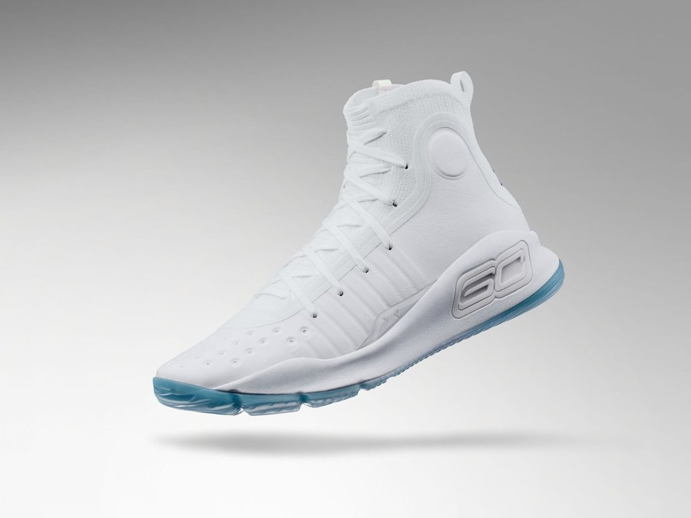 Under Armour Curry 4 AllStar Free Shipping