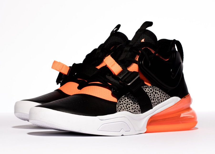 new style 8870a 7e700 Now Available: Nike Air Force 270
