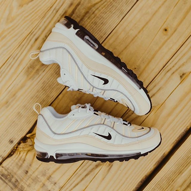 nike air max 98 womens white