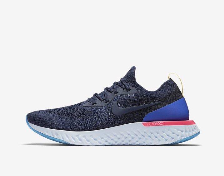 e24989956f8e Now Available  Nike Epic React Flyknit