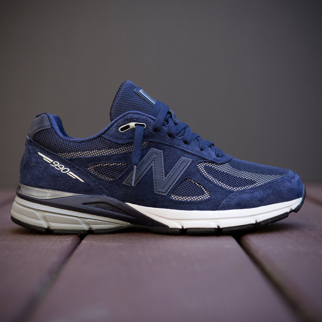 best authentic 0e725 7b508 On Sale: New Balance 990v4