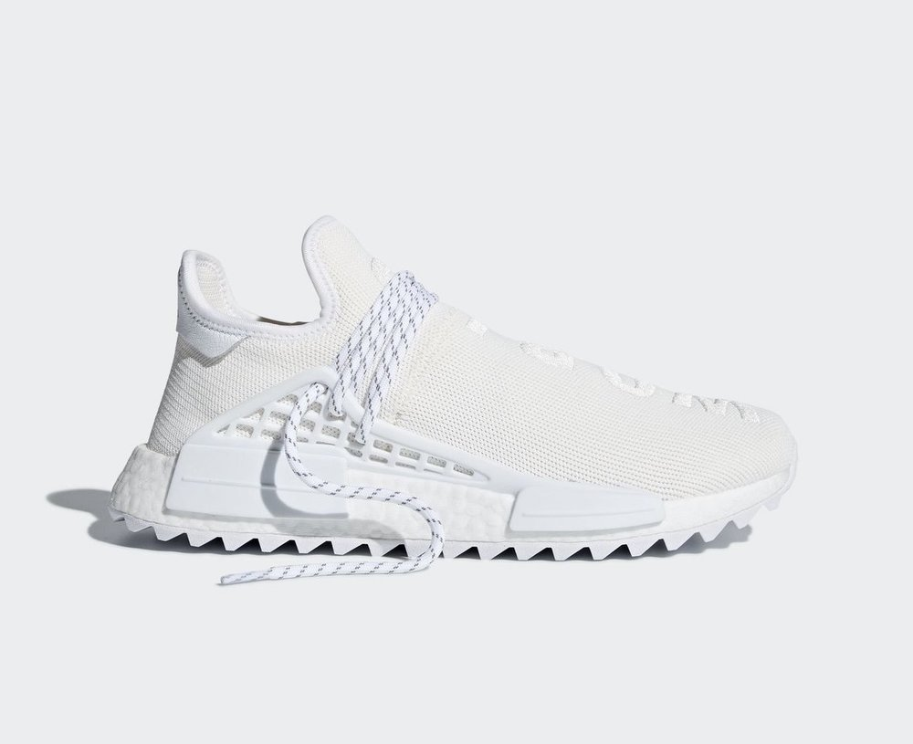 Now Avaiable  Pharrell x adidas NMD Hu Trail Holi