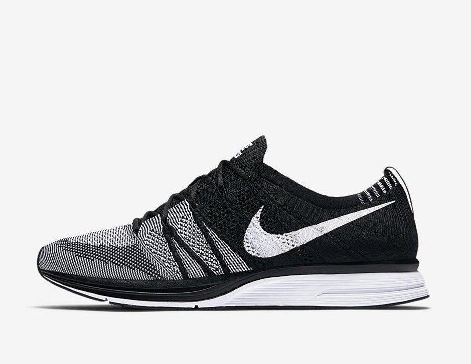 pas cher fiable livraison rapide Nike Oreo Trainer Flyknit Réapprovisionnés geniue stockiste jeu tumblr achat de dédouanement INUKYe
