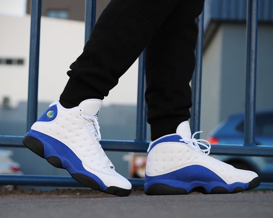 air jordan 13 hyper royal restock