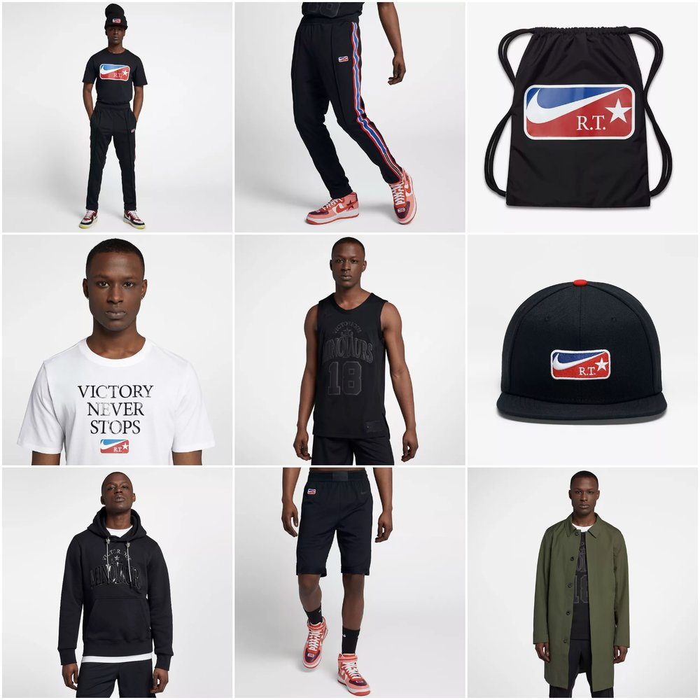 5b54783dd91a Now Available: Riccardo Tisci x NikeLab SS18 Collection — Sneaker Shouts