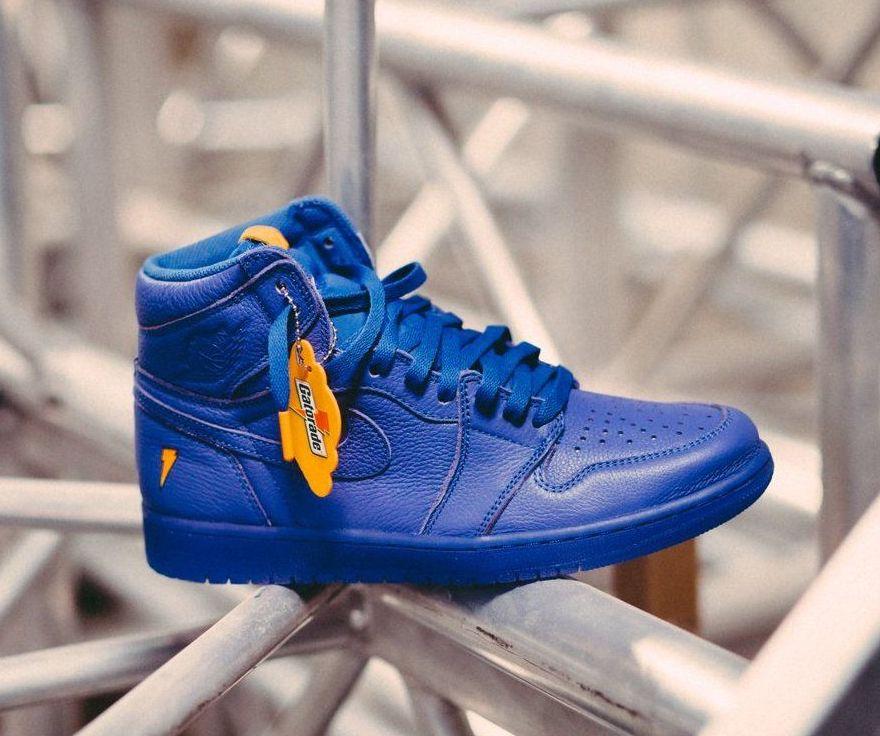 newest collection 2523b b78ce On Sale: Gatorade x Air Jordan 1 High