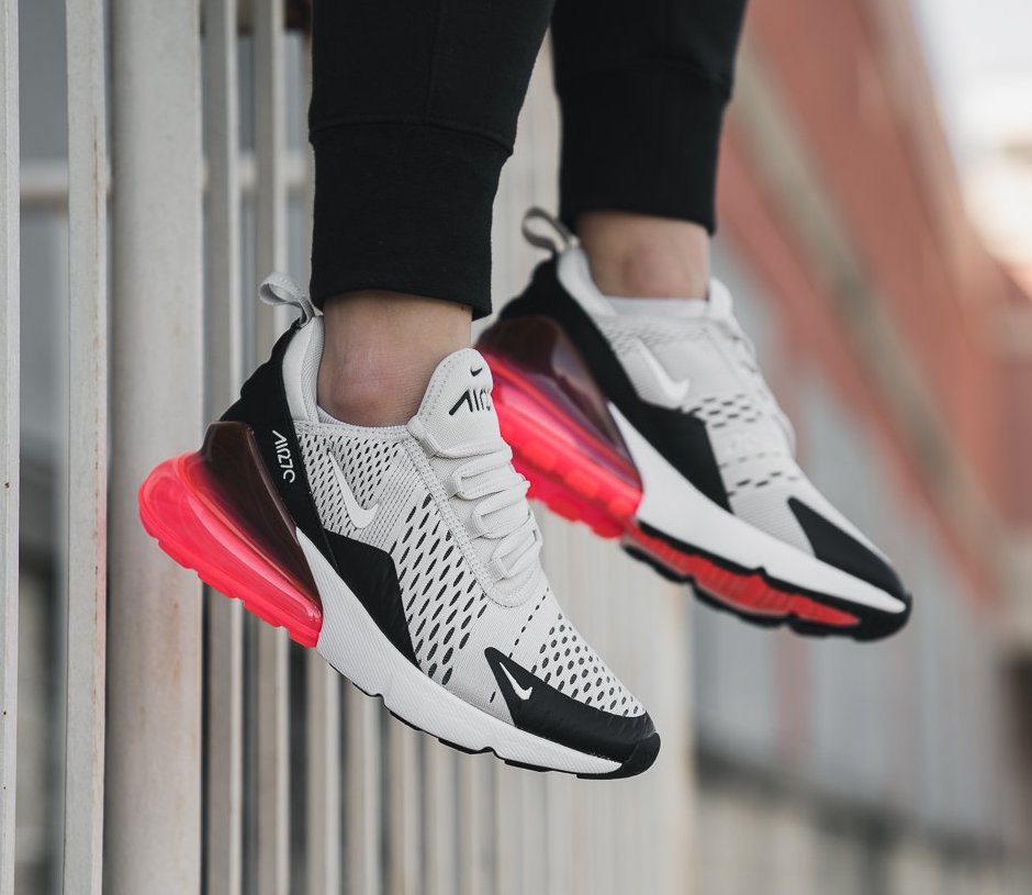 nike air max 270 hot punch