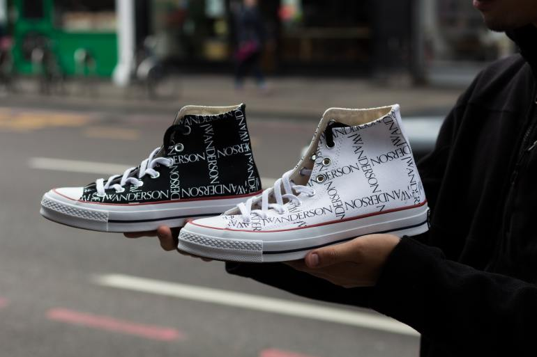 275681c68847 Now Available  J.W. Anderson x Converse Chuck 70 High — Sneaker Shouts