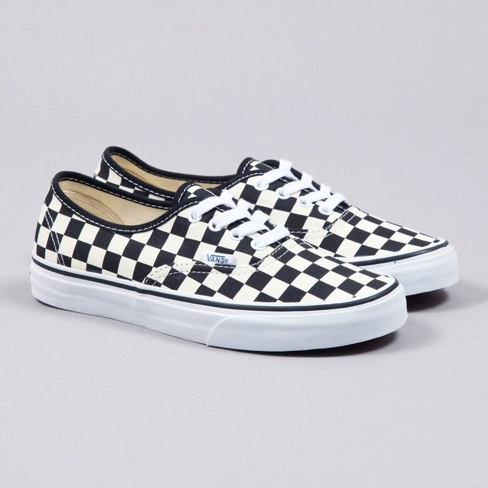 vans golden coast checkerboard