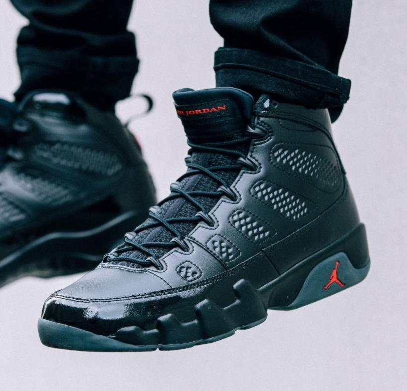 wholesale dealer 4b831 3cac3 Air Jordan 9 Bred Restock Air Jordan 9 Retro ...