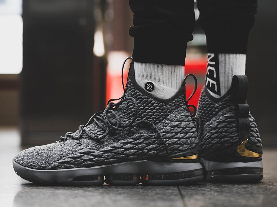c0a0855ada8 On Sale  Nike LeBron 15 City Edition