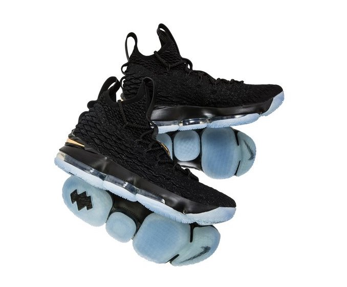 0bbab13b928 On Sale: Nike LeBron 15