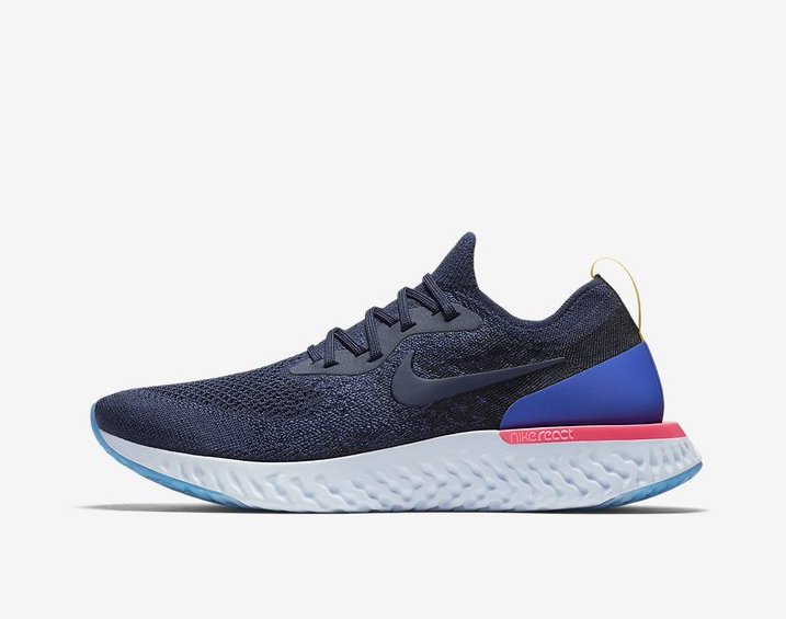 accc6f1d9 On Sale: Nike Epic React Flyknit — Sneaker Shouts
